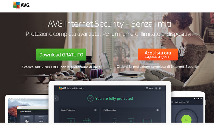 AVG Internet Security Recensione