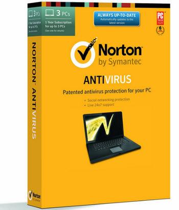 norton antivirus versione di prova
